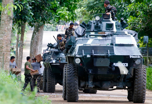 Foreign Terrorists Among the 44 Killed in Philippines Marawi Clash