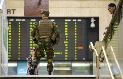 Belgium Tightens Security after Failed Bombing in Brussels