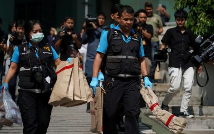 Thai Police Arrests Suspect in Connection with Bangkok Hospital Bombing