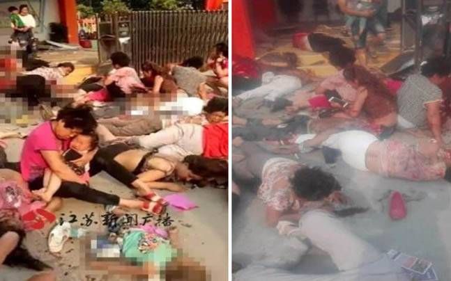 Seven Killed in Explosion at Chuangxin Kindergarten in Eastern China