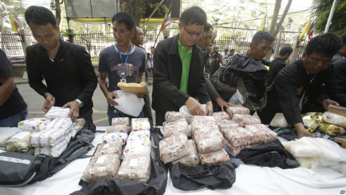Synthetic Drug Escalation a New Threat for Asia Communities