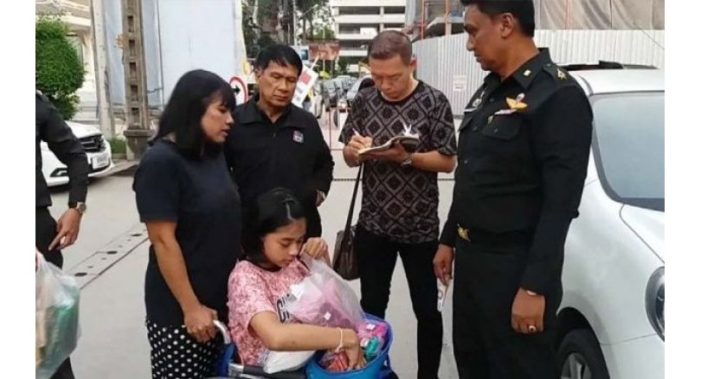 Wheelchair-Bound 14 Year-Old Thai Girl Allegedly Cheated Out of Bt5 Million Compensation by Lawyer