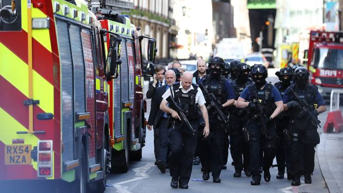 Seven Dead and 48 Injured after Islamic Terrorist Attack in London