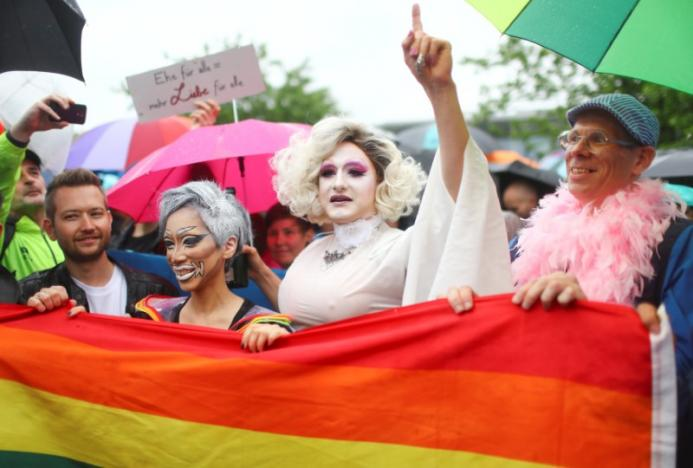 Germany's Parliament Legalizes of Same-Sex Marriage