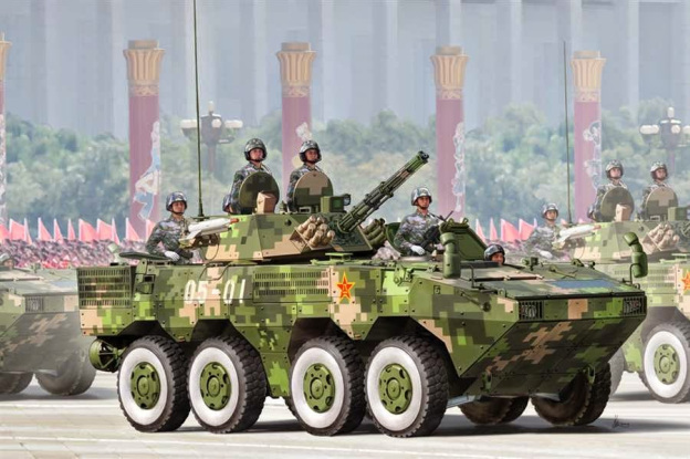 Thai Army Inks $67 Million Deal to Buy Armoured Personnel Carriers from China