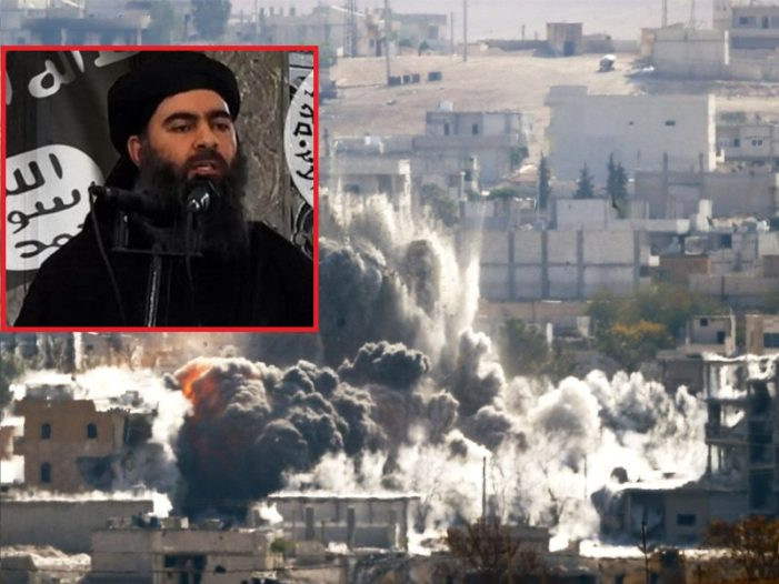 Syrian Observatory for Human Rights Confirmes Death of Islamic State leader Abu Bakr al-Baghdadi