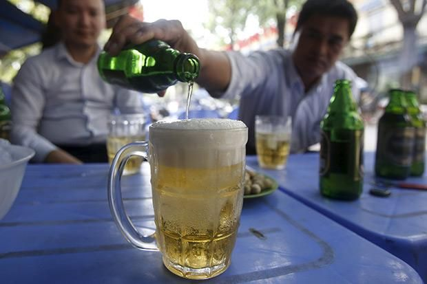 Thai Police Monitor Social Media for Posts of Beer Drinking