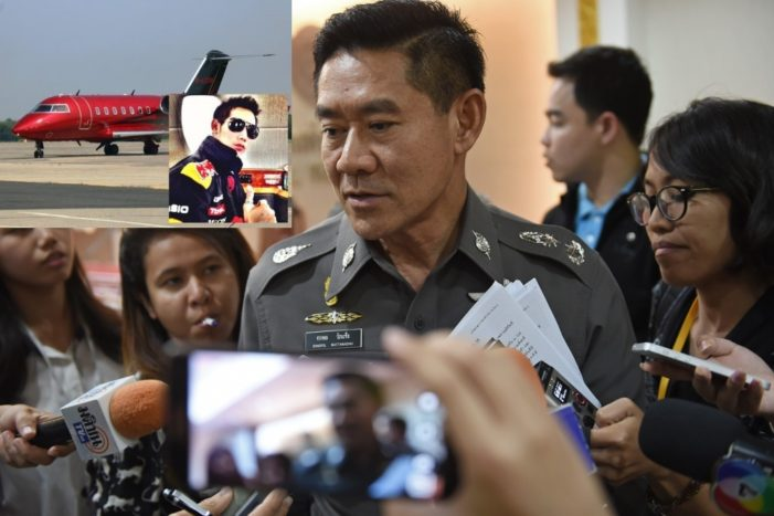 Thailand's Police Chief Denies Police Stalling on 'Red Bull Heirs' Extradition