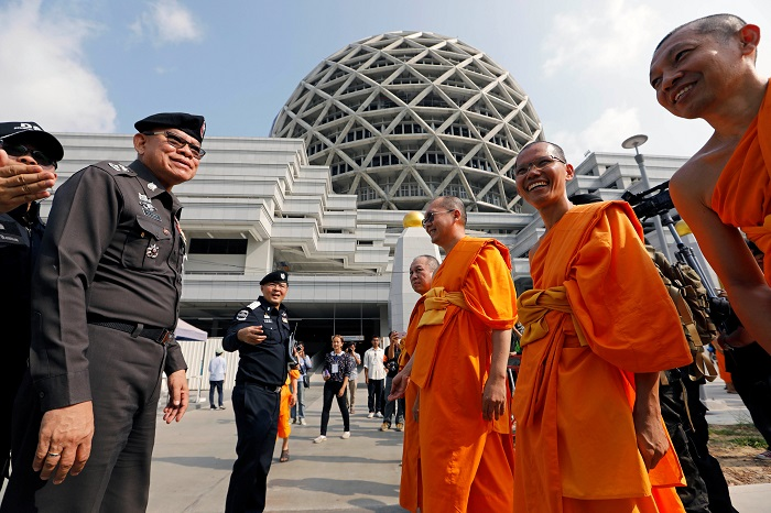 Thai Junta To Check Monks' Bad Habits With 'Smart ID Cards'