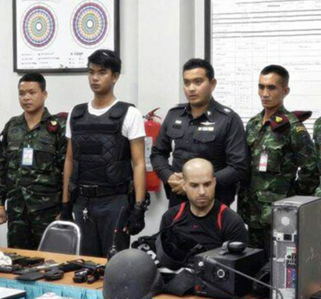 Police Raid Medical Clinic Used by Israeli Gangsters on the Island of Koh Samui