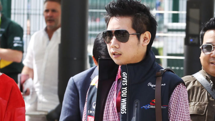 Extradition Process of Red Bull Heir Moves a Slow Step Forward