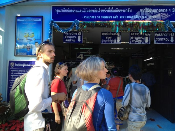 Tourist Visa Holders Being Refused Entry for Not Having Bt20,000 on Hand When Entering Thailand