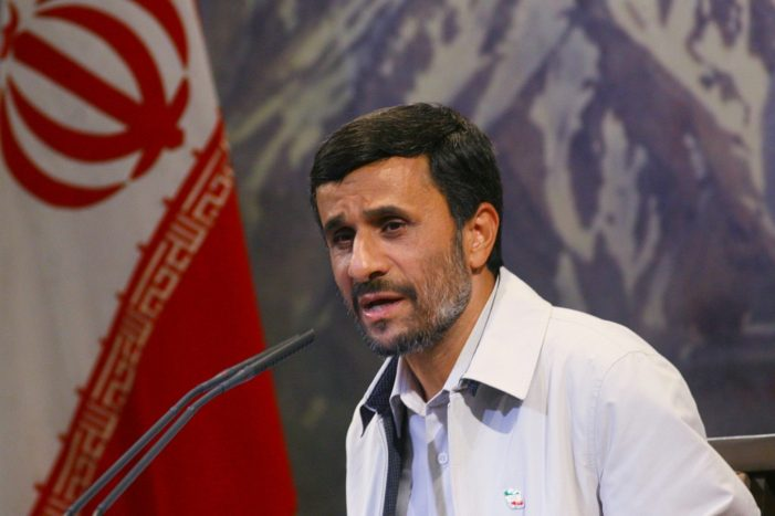 Iran's Former President, Mahmoud Ahmadinejad to be Sentenced for Corruption