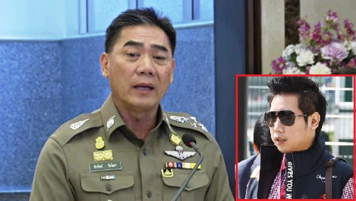 """Thailand's Police Chief Say's He Wants Red Bull heir Vorayuth """"Boss"""" Yoovidhya Back in Thailand"""