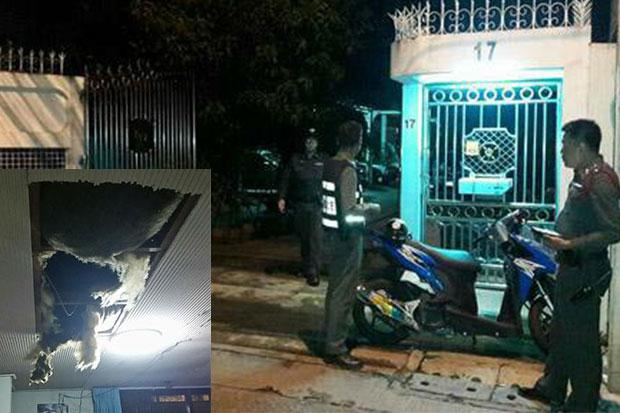 30 Year-old Swedish Man Dead after Falling from Condo and Crashing Through the Roof of Thai House in Bangkok