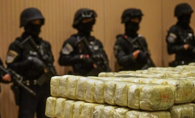 Chiang Rai to Host Bilateral Meeting with Malaysia to Combat Drug Smuggling in Golden Triangle