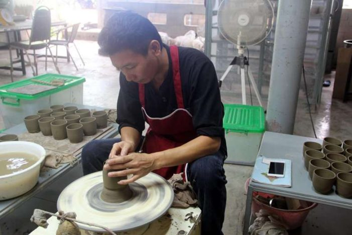 Chiang Rai's Doi Tung Development Project Creates Pottery for Ikea Stores in Europe