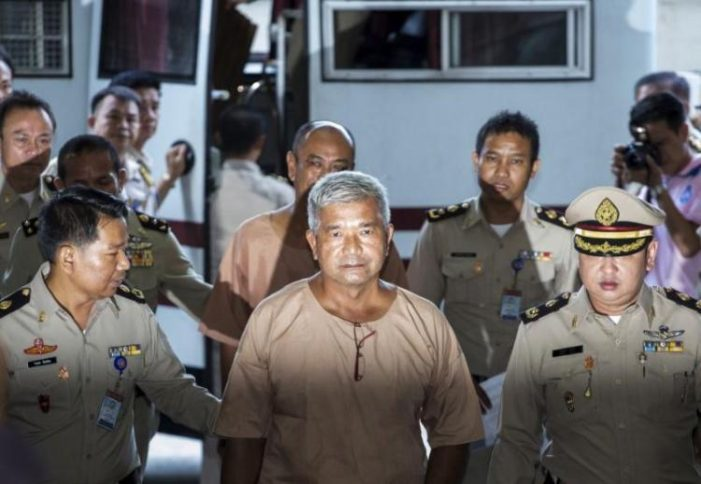 Thai General,Provincial Politicians and Police, Found Guilty in Human Trafficking Trial in Bangkok