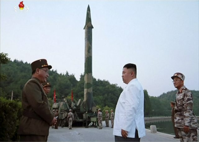 North Korea Announces It Has Successfully Launched an Intercontinental Ballistic Missile