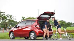 Chiang Rai's Angel Way Nissan Stages Driving Event for Nissan Note