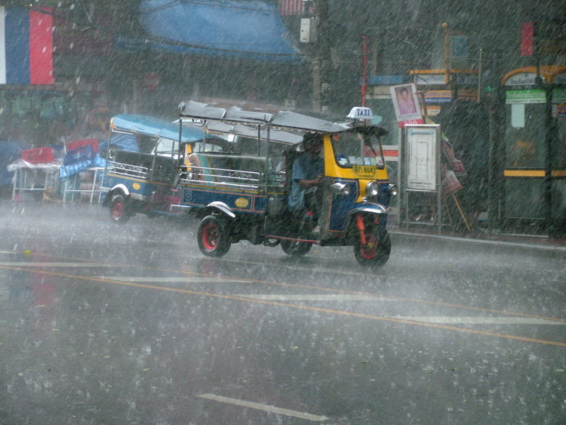 Thailand's Meteorological Department Warns Northern Provinces to Brace for Heavy Rains and Flash Floods