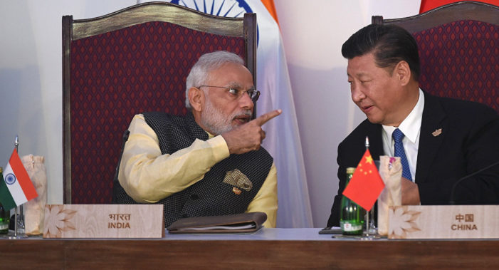 China, India Tensions Near Breaking Point