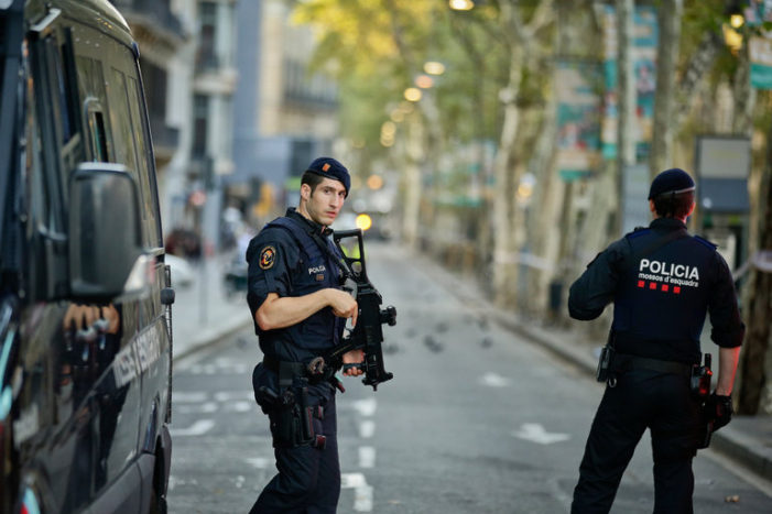 Spanish Police Intensify Manhunt for Islamic Extremists Behind Two Deadly Attacks