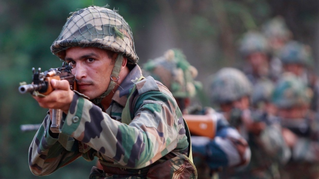 China Warns Indian to Remove Troops to Leave Contested Region