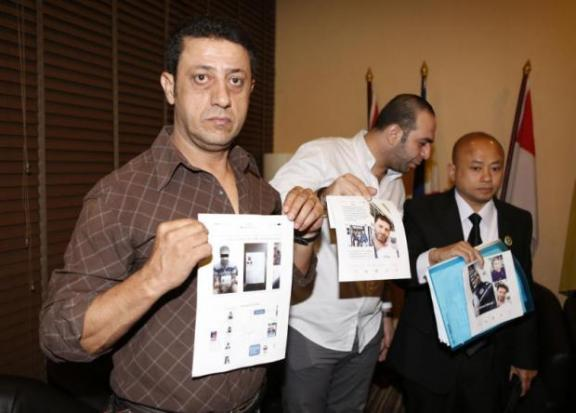 Three Foreigners Charged in Immigration Extortion Scam
