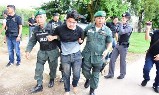 27 Year-old Former Rescue Worker Finally Arrested after Armed Standoff at Chiang Rai's  Canaan Place Hotel