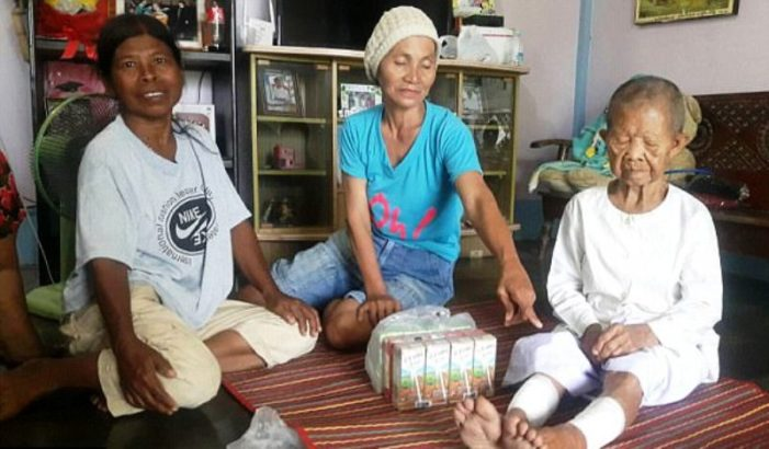 Thai Nun Attacked by 26ft-Long Python in Rayong Province