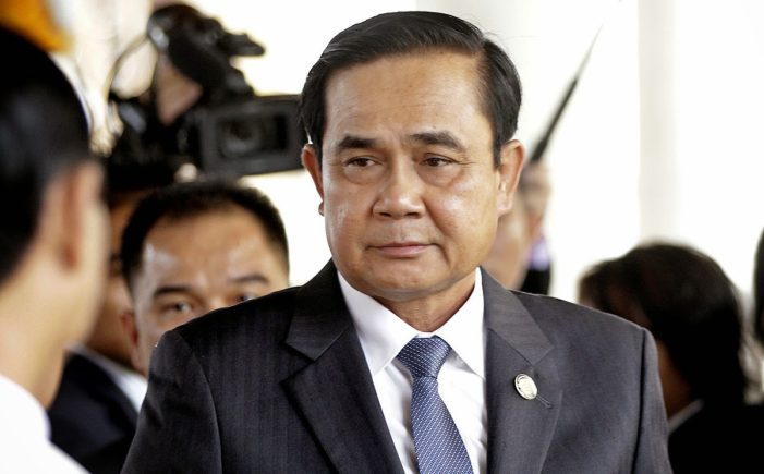 Thailand's Prime Minister Urges Preparedness Upcoming Bouts of Monsoon Rains