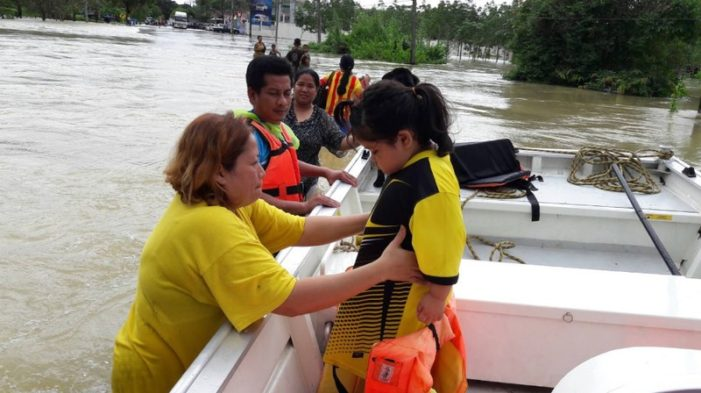 Thailand Floods Leave 23 Dead, $300 Million in Losses