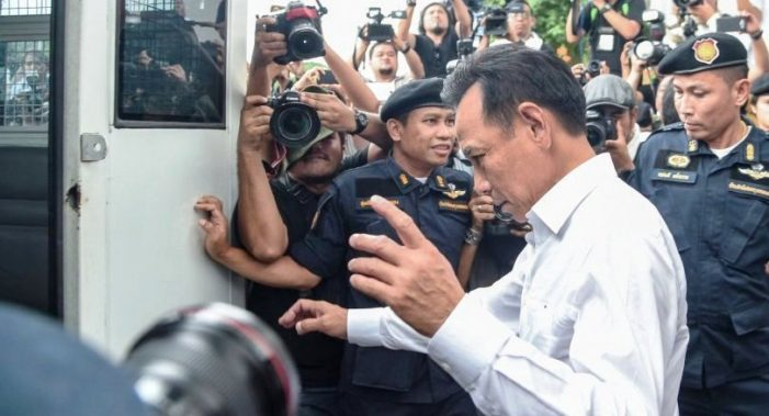 Thailand's Former Commerce Minister, Deputy Minister and 16 Other Government Offices Jailed Over Rice-Pledging Scheme