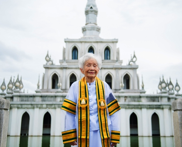 Phayao Woman to Recieve Her Bachelor's Degree at Age 91