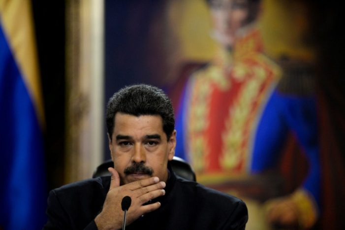 Venezuela Assembly Moving Forward on Promises to Punish President Maduro's Foes