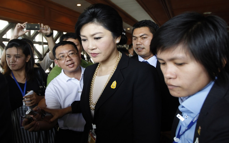 Yingluck's flight provides Thai junta welcome way out
