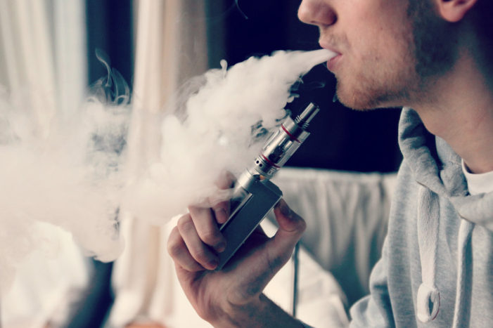 Travellers Unaware they Could Face 10 Years in Prison for Vaping in Thailand
