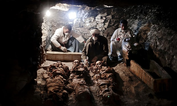 Egypt Announces Discovery of 3,500-year Old Tomb in Valley of the Kings