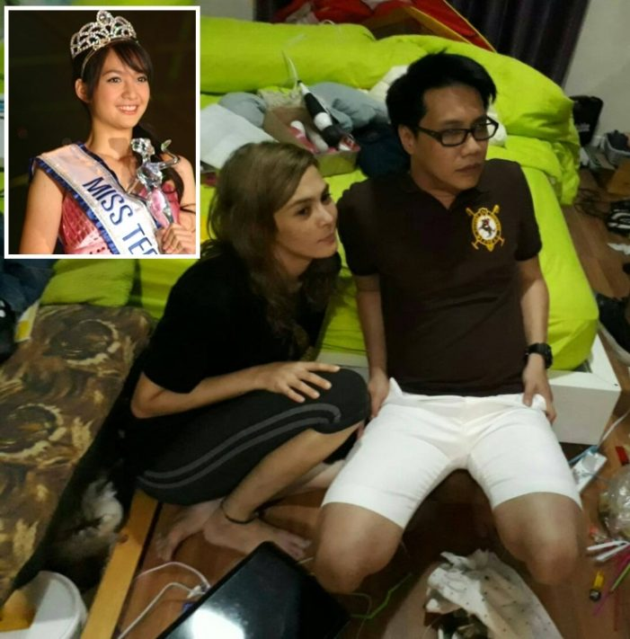 "Former Miss Teen Thailand Amelia ""Amy"" Jacobs Arrested on Drug Charges"