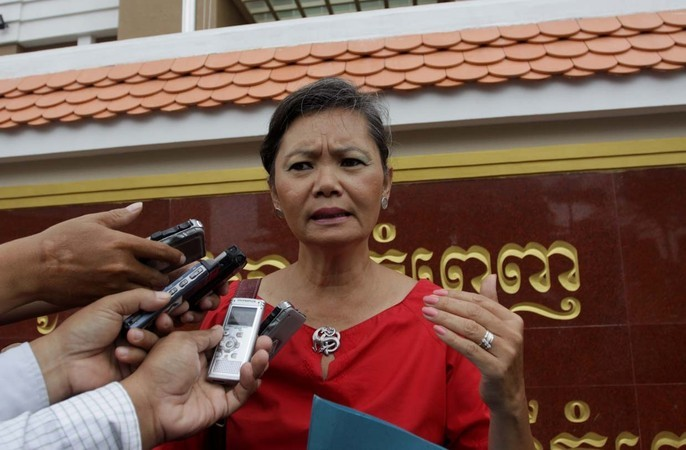 Backed into a Wall, Cambodia's Opposition Urges World to Help