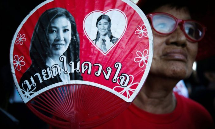 Thailand's Former-Premier Yingluck Shinawatra Sentenced to 5 years in Prison in Absentia