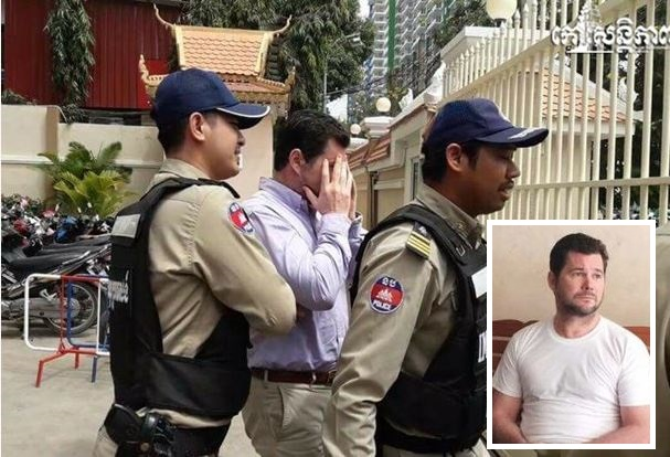 Cambodian Court Sentences Briton Toby James Nelhams for Fraud