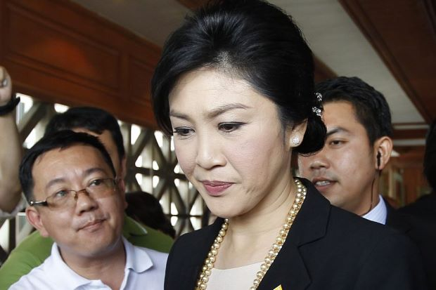 Bangkok Police Ready for Judgement Day of Yingluck Shinawatra Case