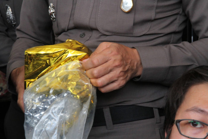 Woman Arrested in Chiang Rai's Phan District with 190,000 Meth Pills