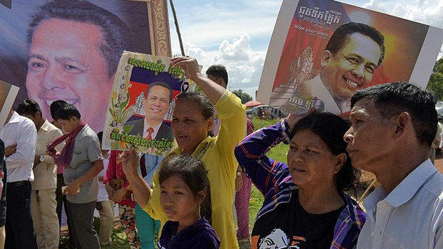 Half of Cambodia's Opposition MP's have Fled Country in Fear of Prime Minister Hun Sen