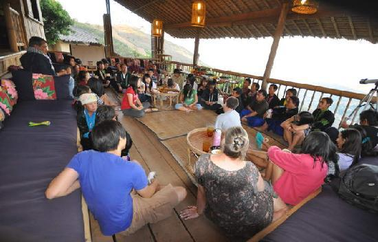 Chiang Rai's Community Based Lanjia Lodge Promoted to Support Local Tourism and Reduce Poverty
