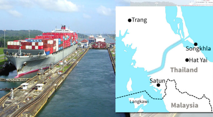 China Expert Says Thailand Should do Feasibility Study on Kra Canal