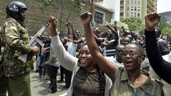 Kenya's Supreme Court Nullifies Result of Presidential Election