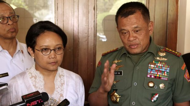 US Apologizes after Indonesia's Top General Denied Entry to United States